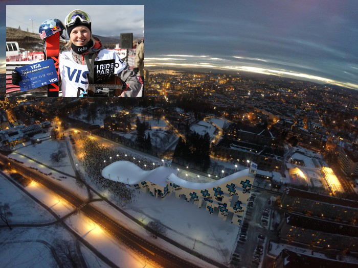 Klare for X Games i Oslo