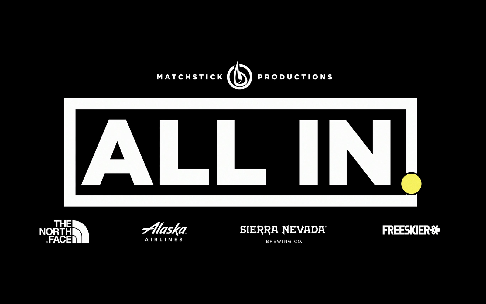 TRAILERTID: All In er Matchstick's nye storsatsing.