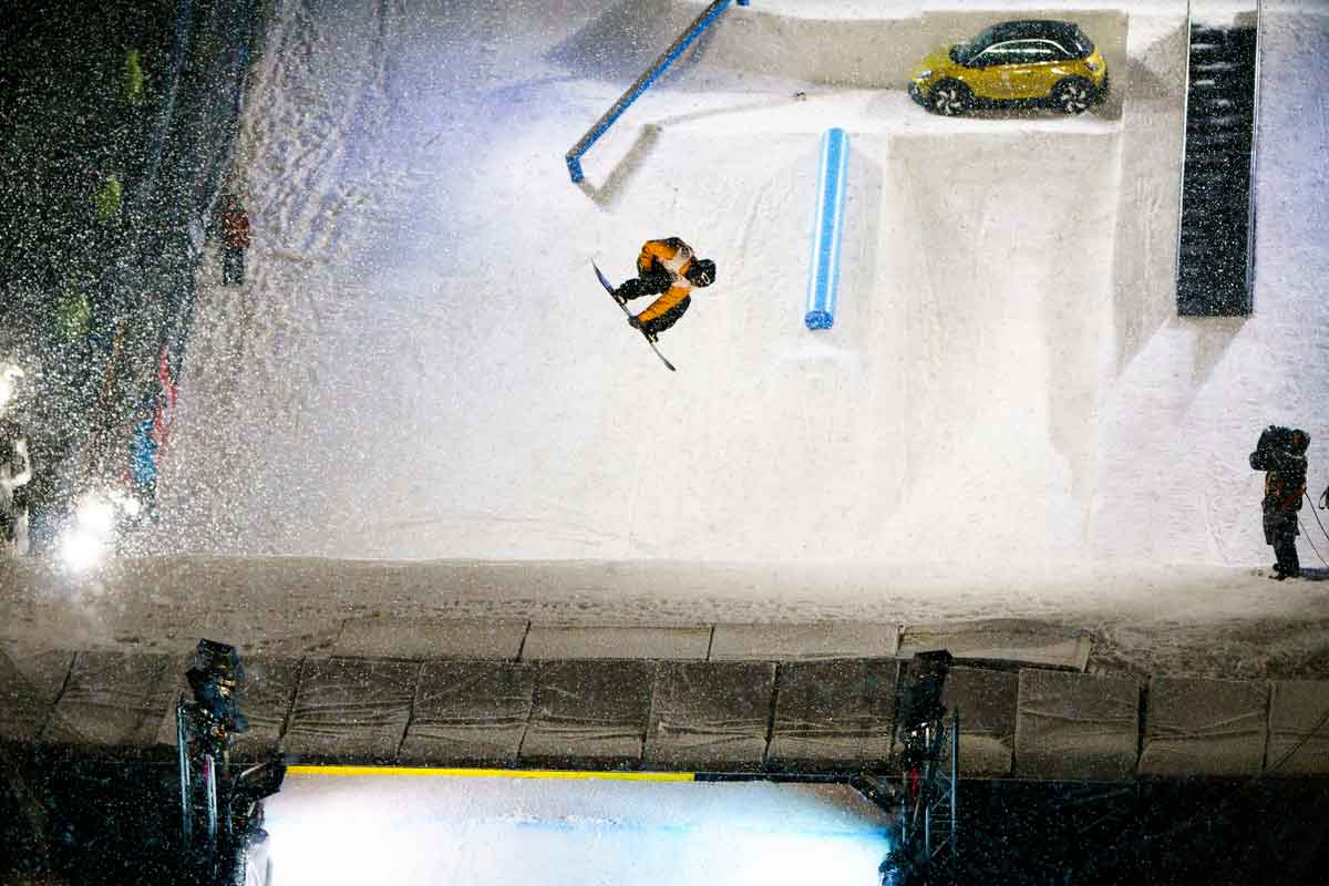 Se Air & Style her!