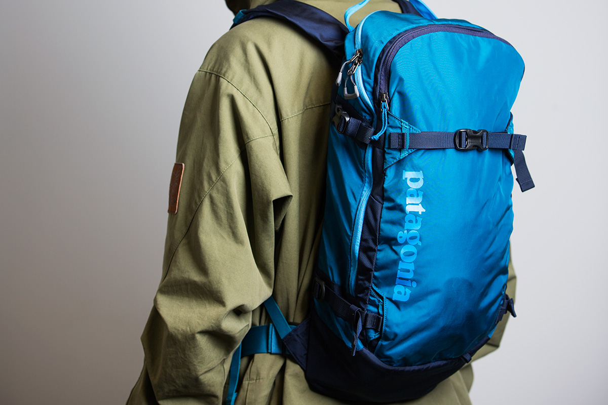 TEST: Patagonia Snow Drifter 20