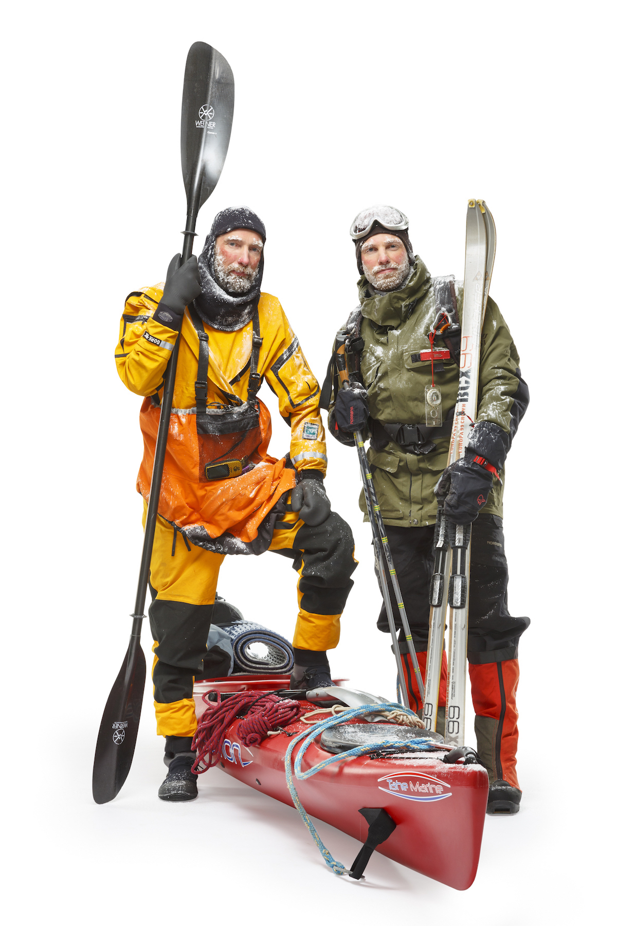 Audun Tholfsen and Timo Palo _Fastest Unsupported Trek From North Pole To Land_87A4471 (1)
